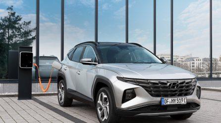 Hyundai pokazał najmocniejszą wersję PHEV modelu Tucson