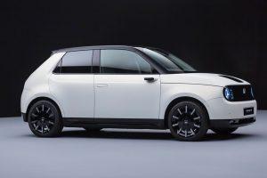 Honda E, czyli japoński futuryzm pełną gębą