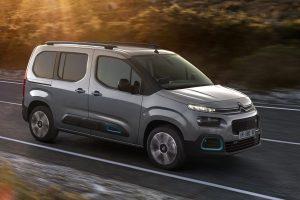 Citroën dołącza do wyścigu. Ë-Berlingo już w sprzedaży!