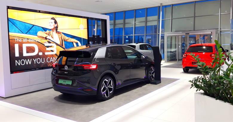 Volkswagen Porsche Zakopiańska. Nowy salon samochodowy stanął w Krakowie