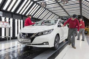 Nissan Leaf bije kolejne rekordy! Na kogo przyszła kolej tym razem?