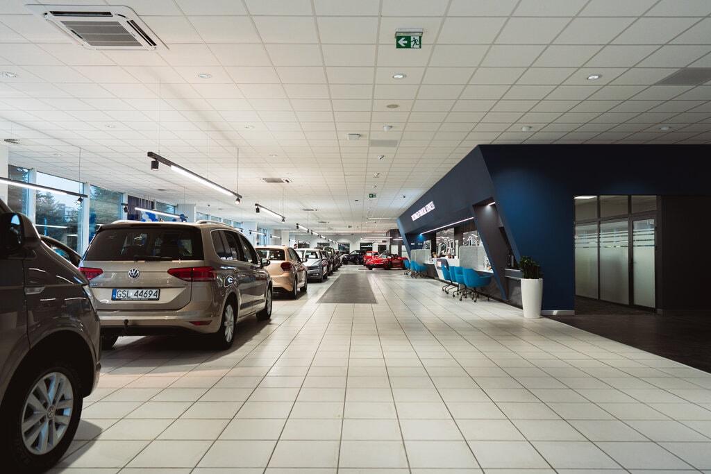 Volkswagen. W Polsce wystartował pierwszy na świecie salon samochodów używanych!