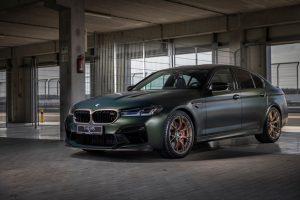 BMW M5 CS trafiło do polskich salonów!