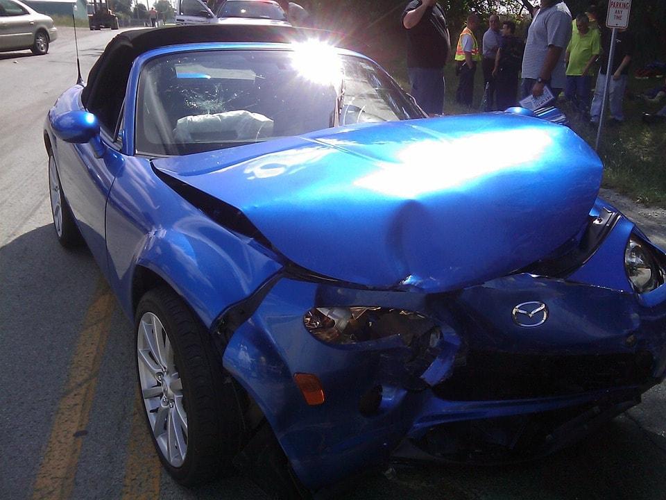 Czy opłaca się sprzedać auto po wypadku?