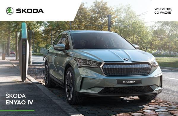 Škoda Enyaq iV laureatem prestiżowej nagrody Red Dot za nietuzinkowy design