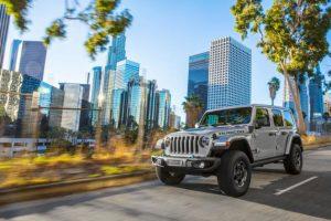 Wystartowały zamówienia na nowego Jeepa Wranglera 4xe Plug-in Hybrid!
