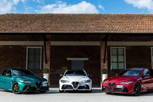 Wpłynęły pierwsze zamówienia z Polski na Alfy Romeo Giulie GTA i GTAm