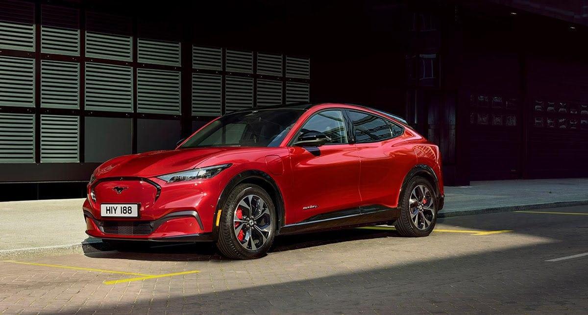 Polska pula elektrycznego Mustanga Mach-E wyprzedana!