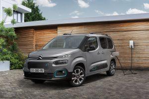 Citroën otwiera zamówienia na Ë-Berlingo!
