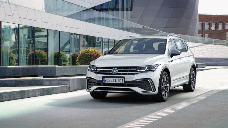 Volkswagen: już można zamawiać nowego Tiguana Allspace!