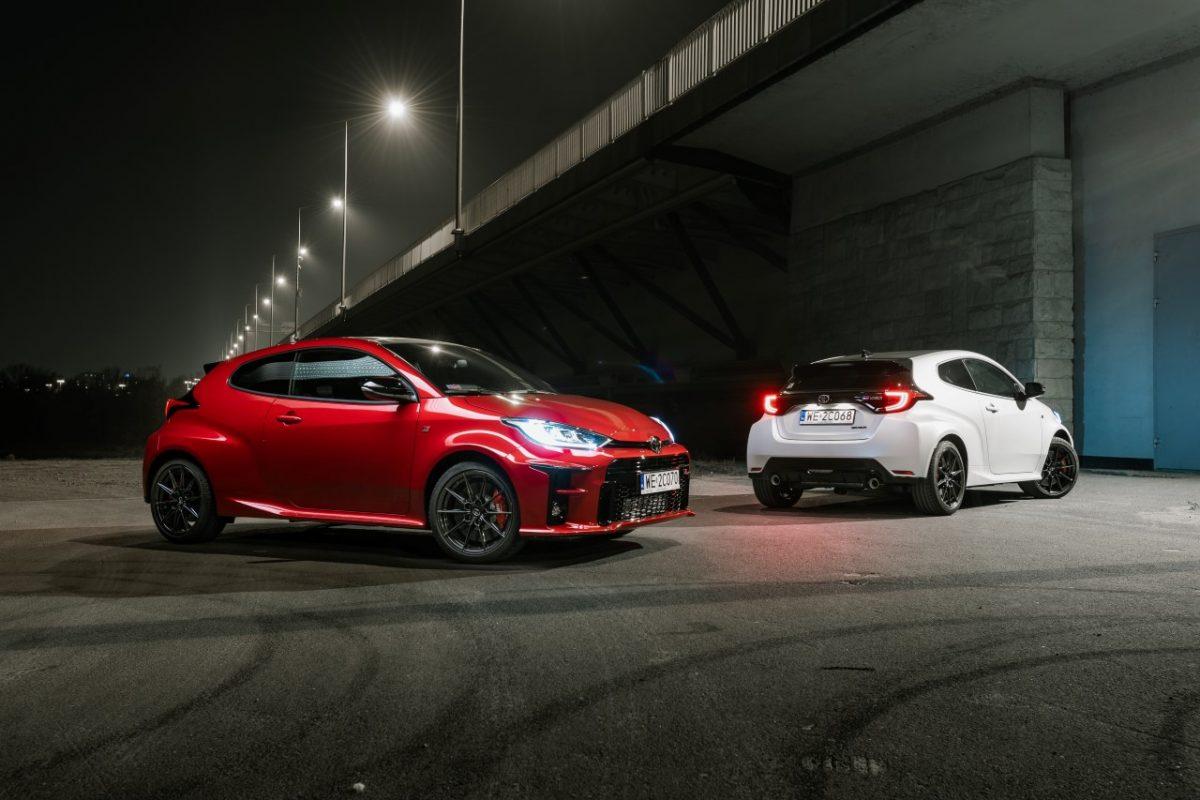 Toyota: GR Yaris nadal dostępny na polskim rynku