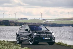 Škoda Enyaq iV neutralna pod względem emisji dwutlenku węgla