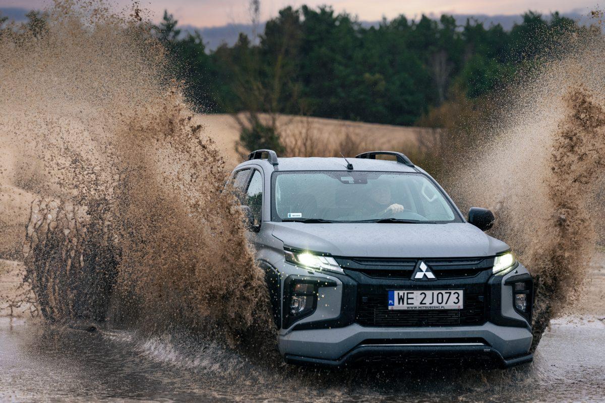 Mitsubishi L200 STARK oficjalnie trafił do polskich salonów!