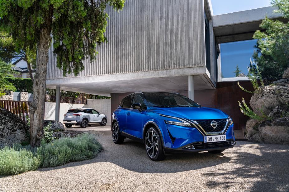 Nissan: ponad 10 tysięcy europejskich klientów zamówiło nowego Qashqaia!