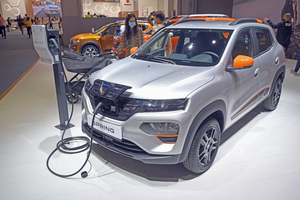 Dacia Spring – czy ten pojazd elektryczny zrewolucjonizuje rynek?